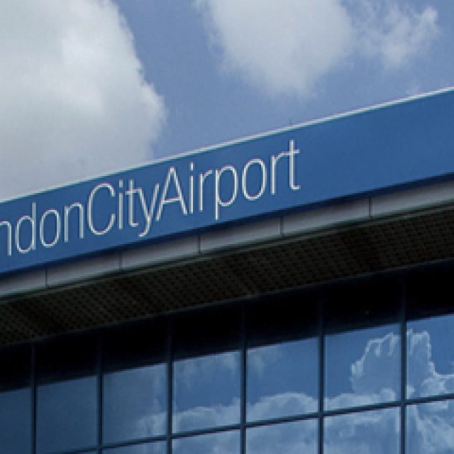 London City Airport gets lift-off