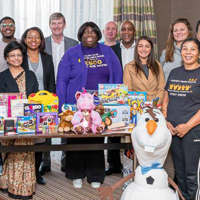 Annual Chamber Christmas Toy Appeal