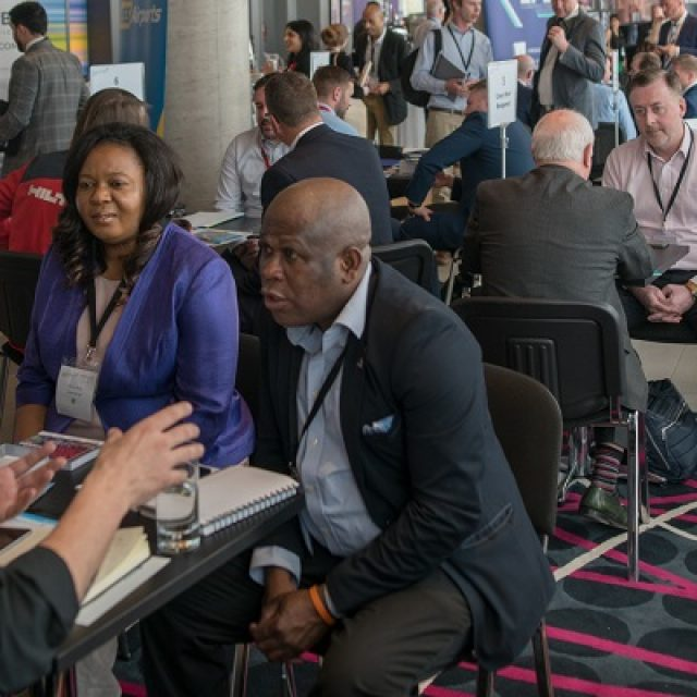 Royal Docks Meet the Buyers Event – 2019